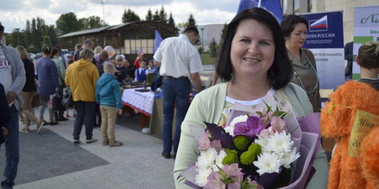 В Пензе на Юбилейной площади прошел фестиваль «Доброе сердце»