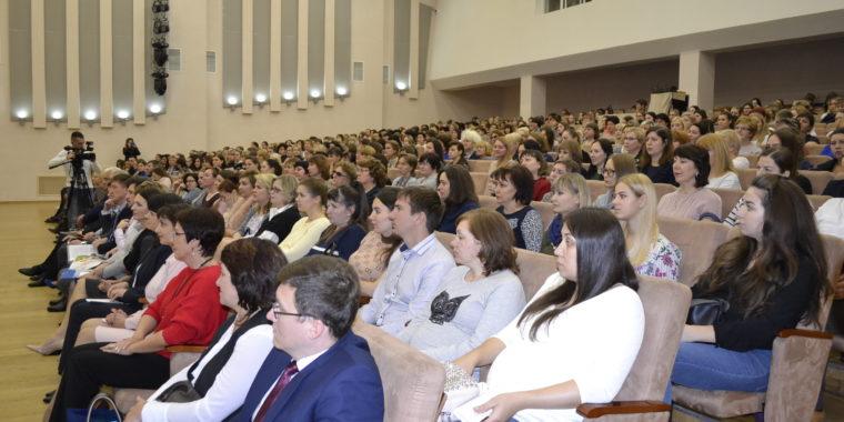 В Пензе прошел первый региональный форум «От школы материнства к успешной семье»